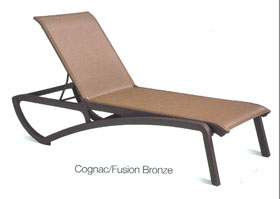 Grosfillex Sunset Chaise lounge
