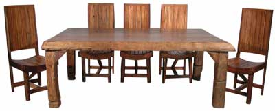 TF-320 Ranch House Dinner Table