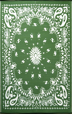 Bandana mad Mat in Green
