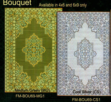 Bouquet Mad Mat