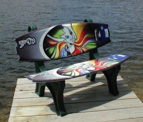 wakeboard bench