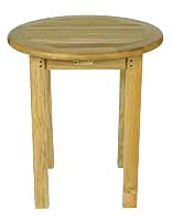 Three Birds Teak Tables