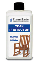 Three Birds Teak Care