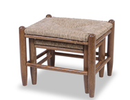 Sea Grass Foot Stool